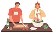 cours de cuisine pour 2 à limoges