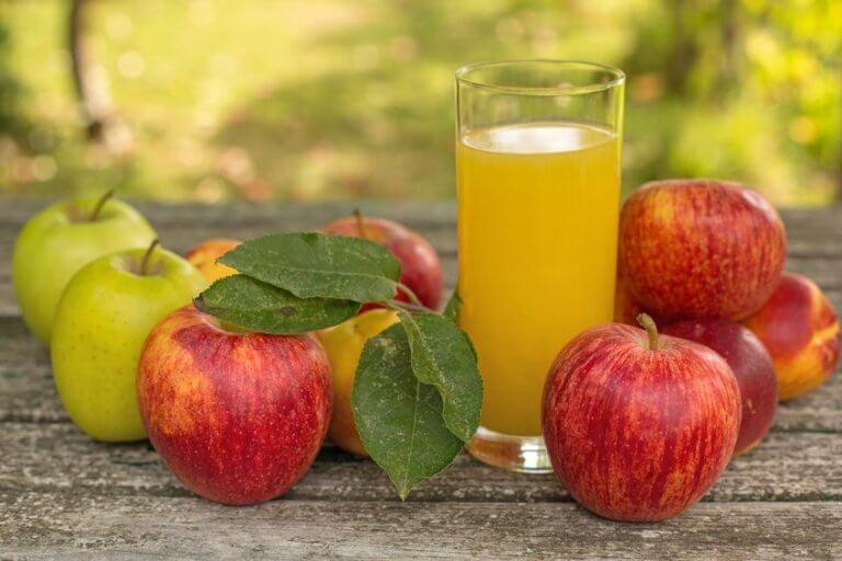 jus de pomme maison sterilisation