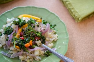 couscous riz chou fleur